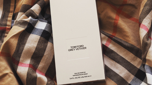 Tom Ford 汤姆福特 Grey Vetiver 灰色香根草男士香水