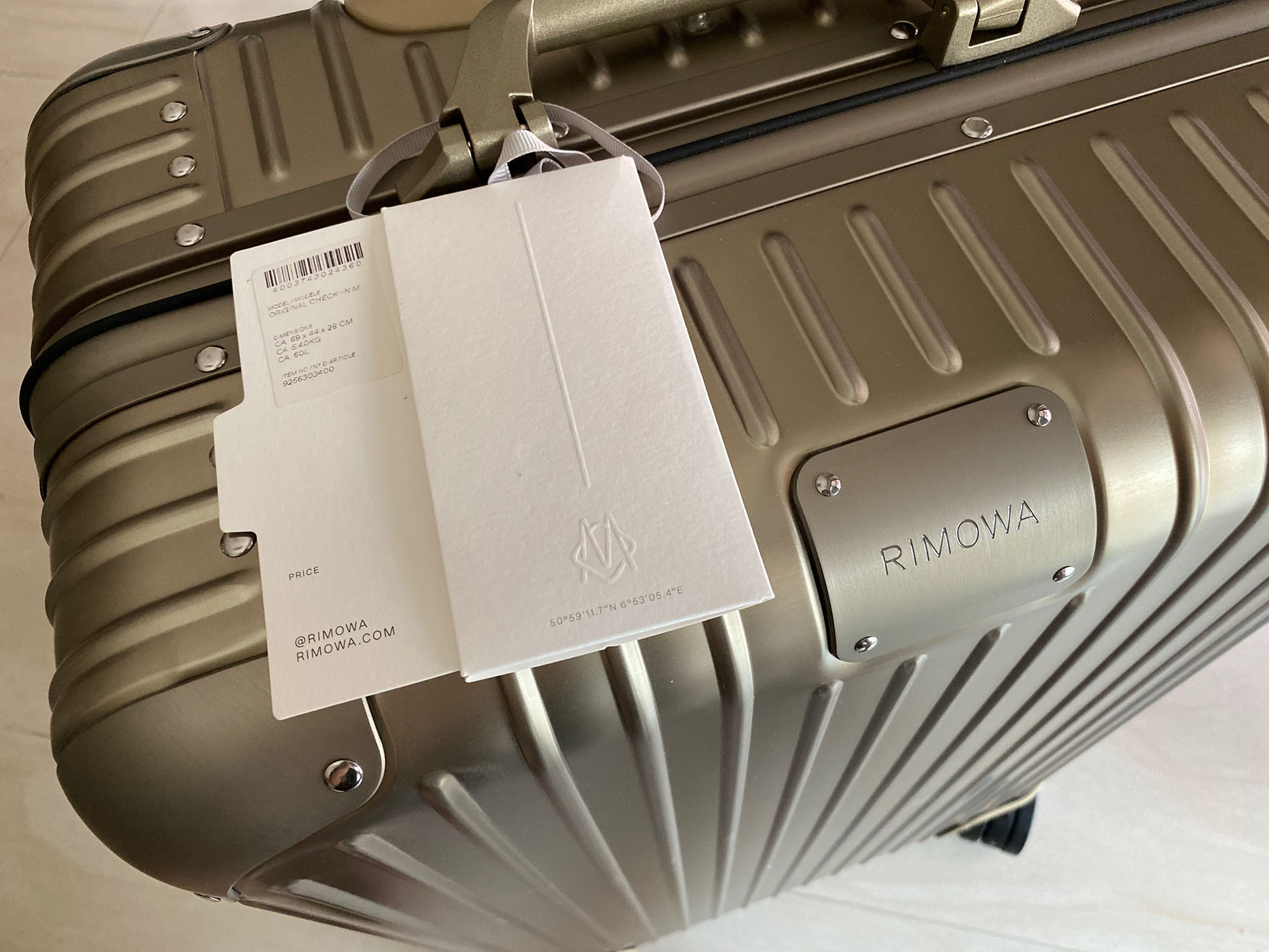 Rimowa Original Check-in M